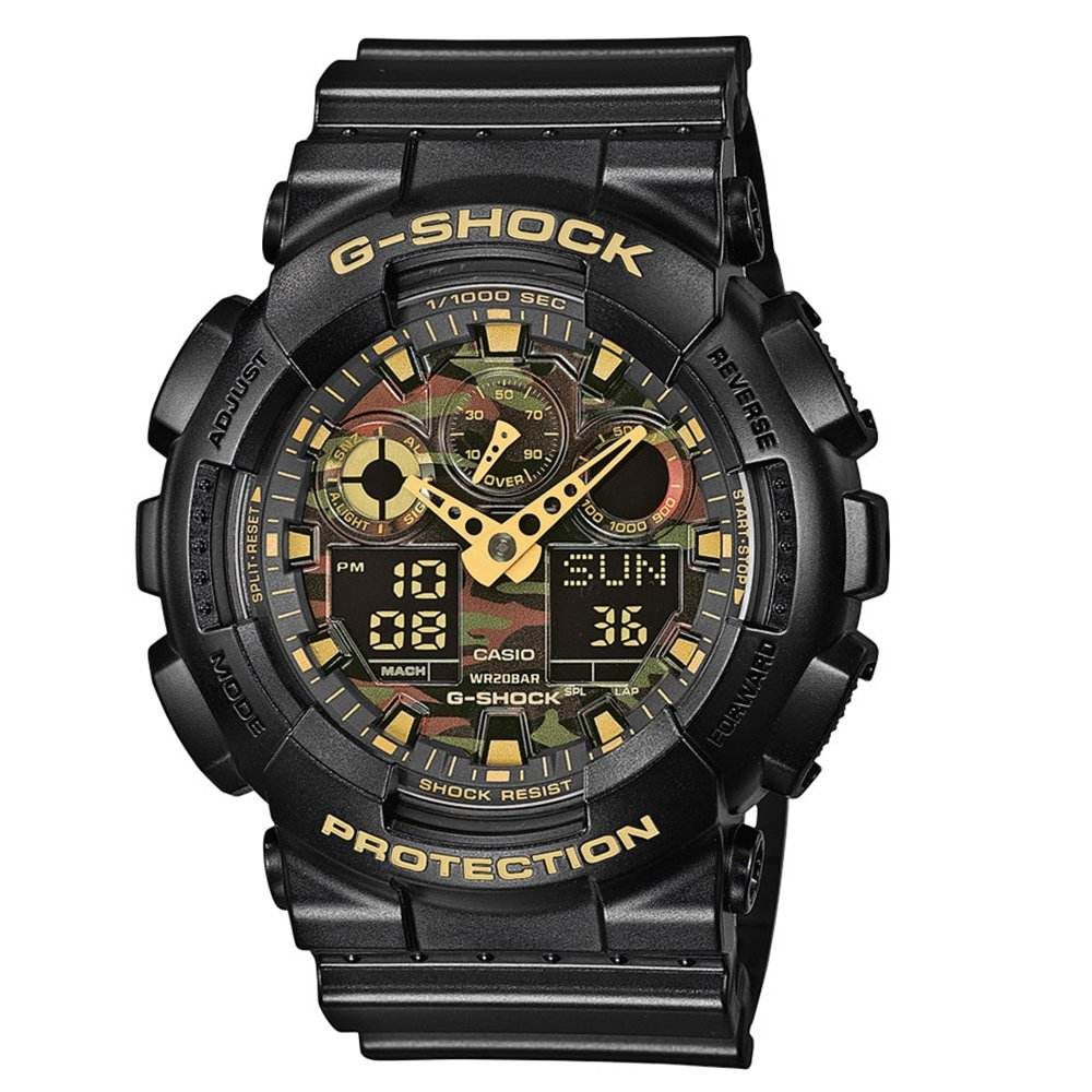 Часы Casio G-Shock GA-100CF-1A9ER
