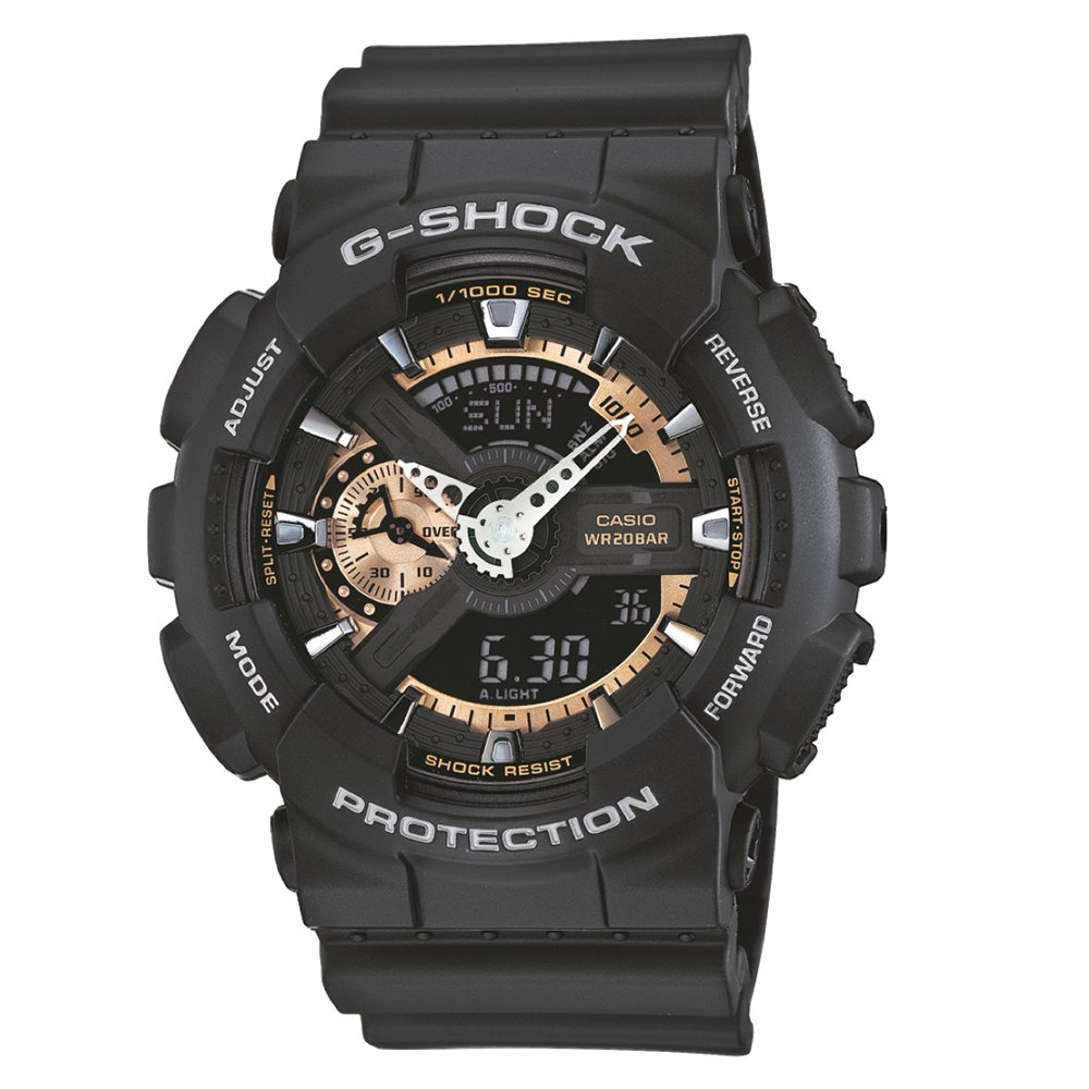 Часы Casio G-Shock GA-110RG-1AER
