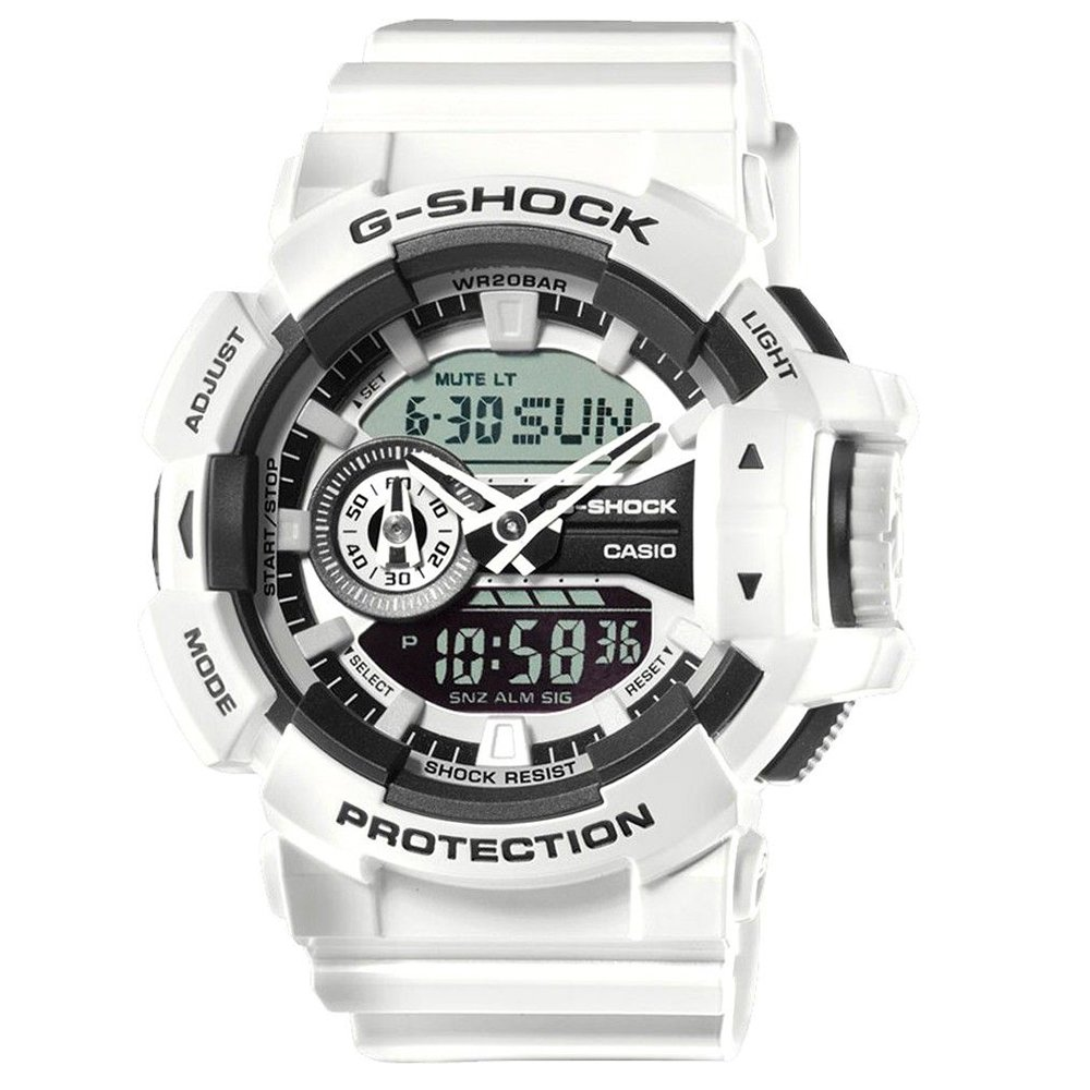 Часы Casio G-Shock GA-400-7AER