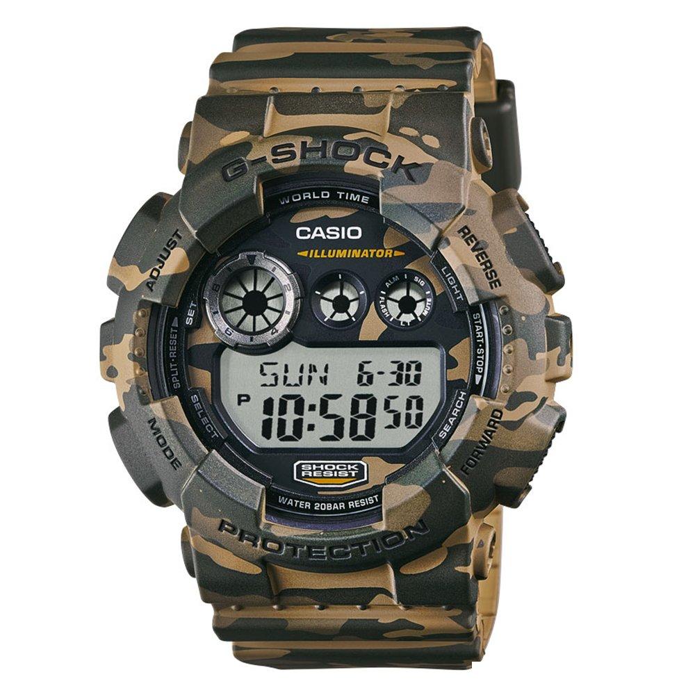 Часы Casio G-Shock GD-120CM-5ER