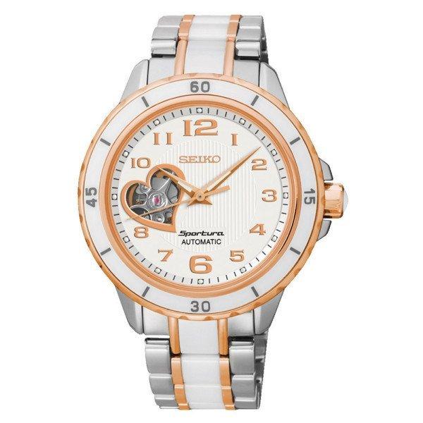 Женские наручные часы SEIKO Sportura SSA884J1 - Фото № 4