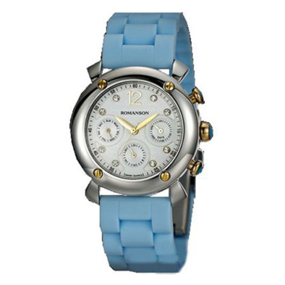 Часы Romanson RL2636FLWH WH