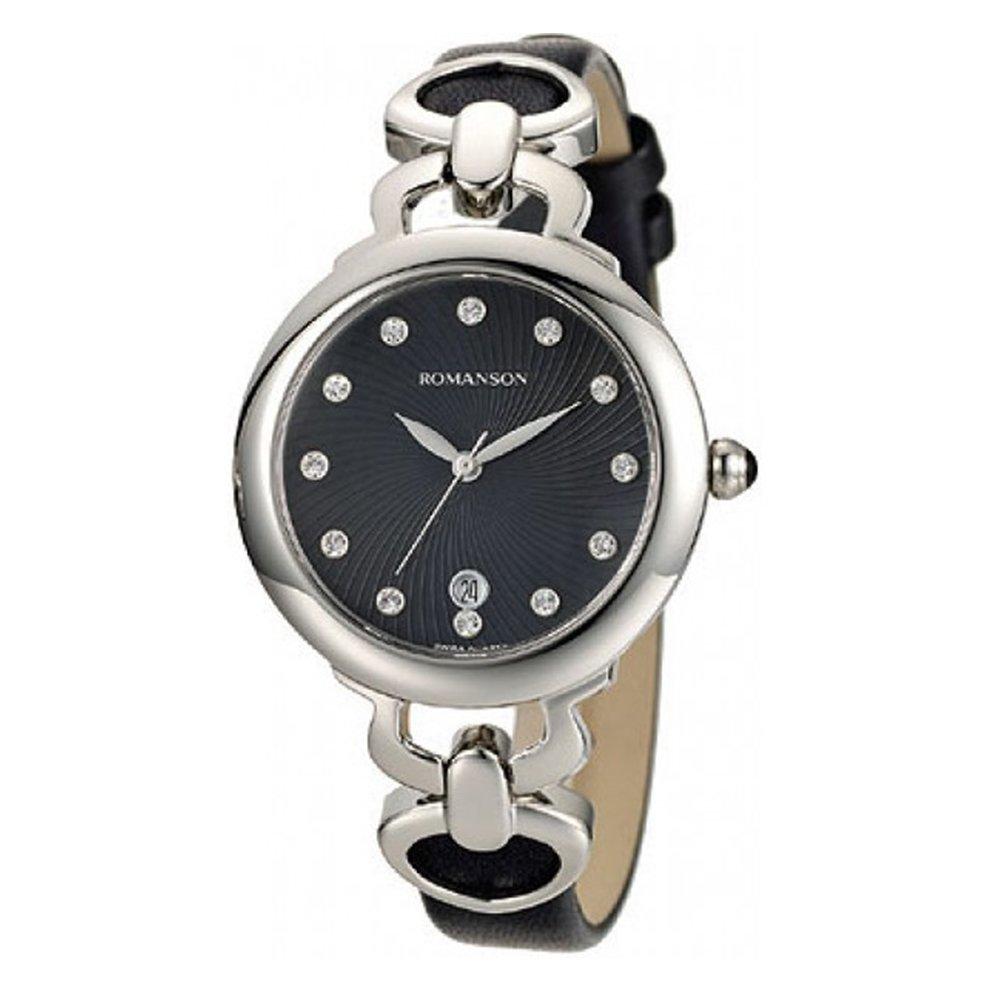 Часы Romanson RN2622LWH BK