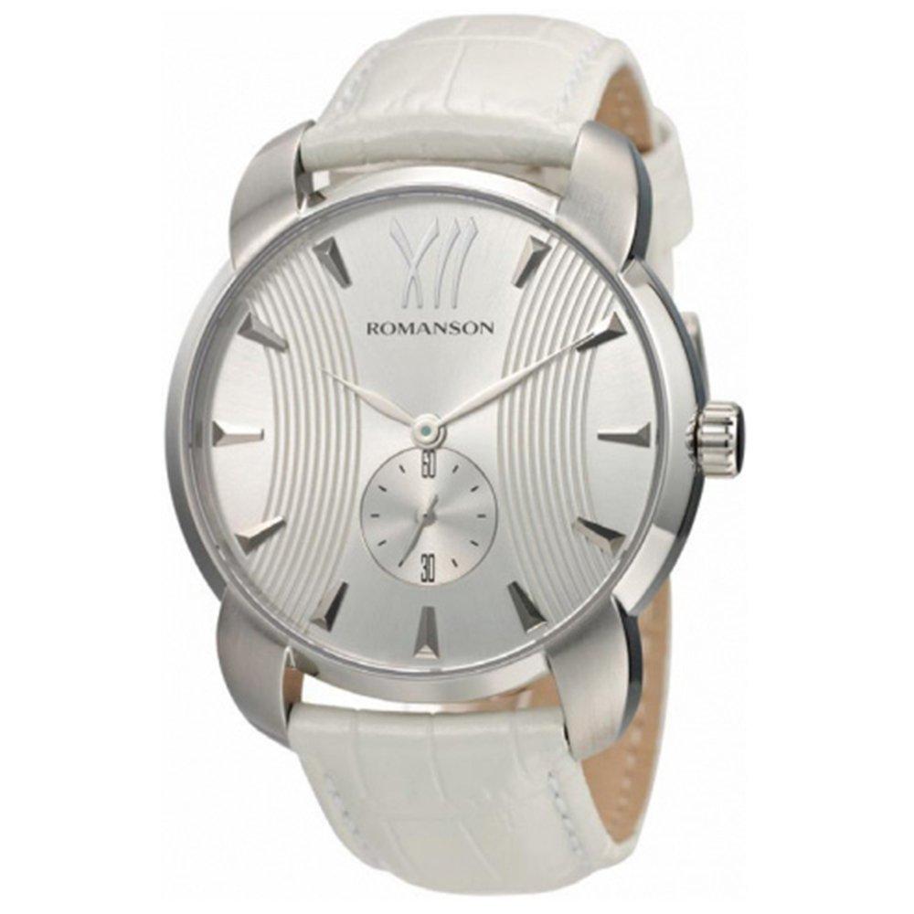 Часы Romanson TL1250MWH WH
