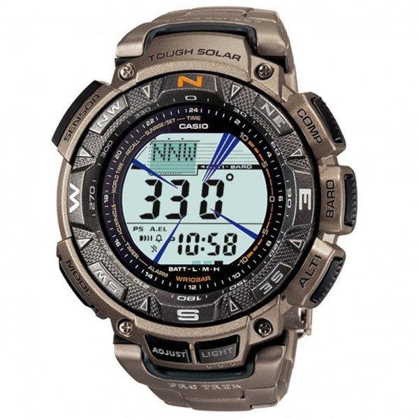 Мужские наручные часы CASIO Pro Trek PRG-240T-7ER