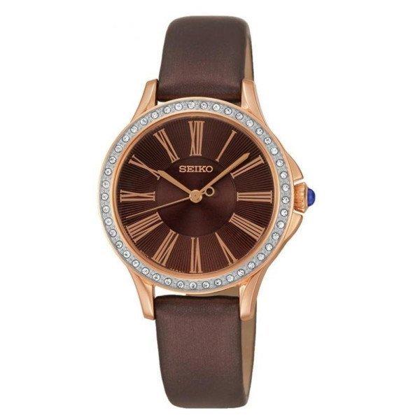 Женские наручные часы SEIKO CS Dress SRZ446P1