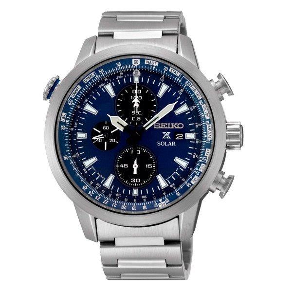 Мужские наручные часы SEIKO Prospex SSC347P1 - Фото № 5