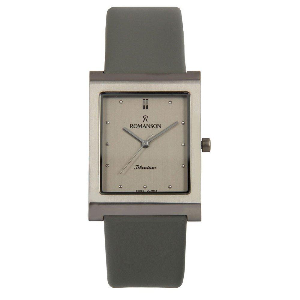 Часы Romanson DL0581MWH GR