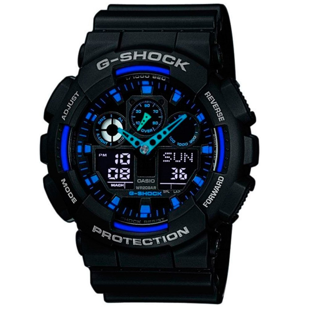 Часы Casio G- Shock GA-100-1A2ER