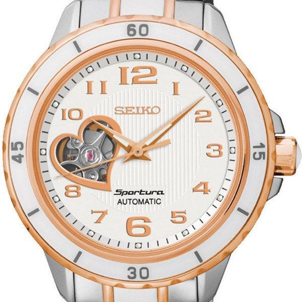 Женские наручные часы SEIKO Sportura SSA884J1 - Фото № 6