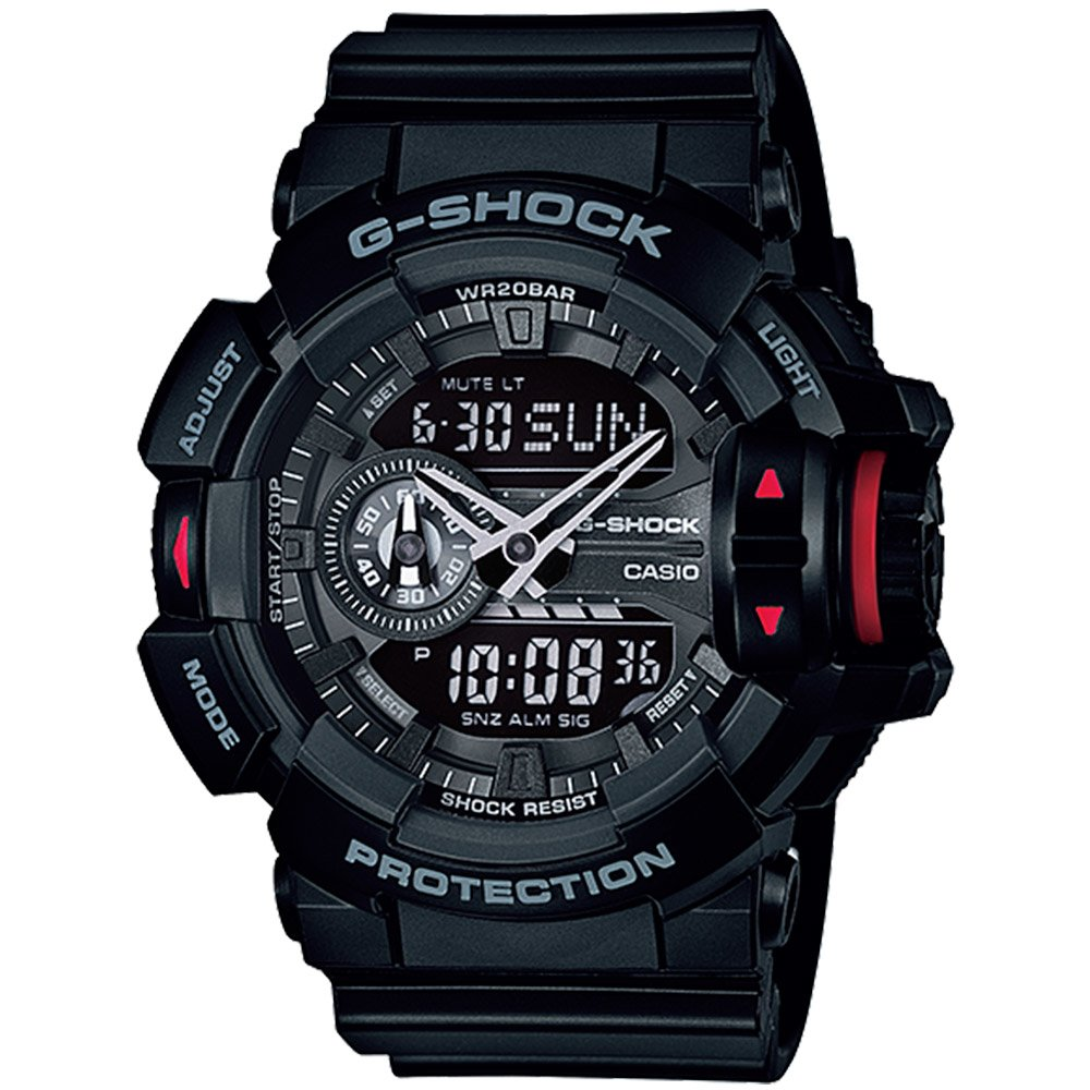 Часы Casio G-Shock GA-400-1BER