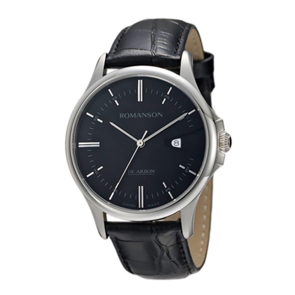 Часы Romanson CB5A10MWH BK
