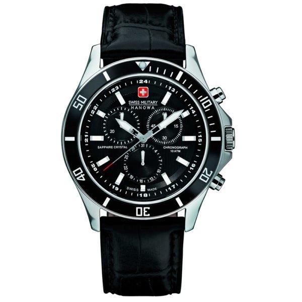 Мужские наручные часы SWISS MILITARY HANOWA Navy Line 06-4183.7.04.007