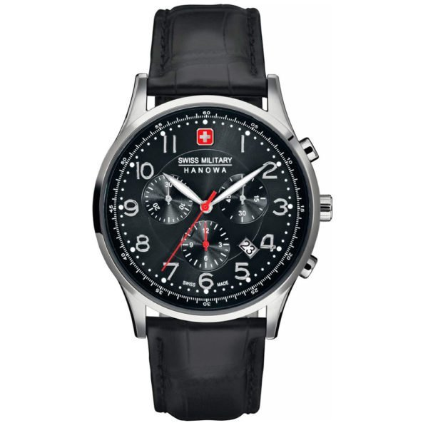 Мужские наручные часы SWISS MILITARY HANOWA Classic Line 06-4187.04.007