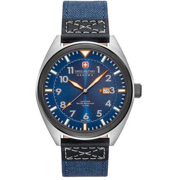 Мужские наручные часы SWISS MILITARY HANOWA Avio Line 06-4258.33.003