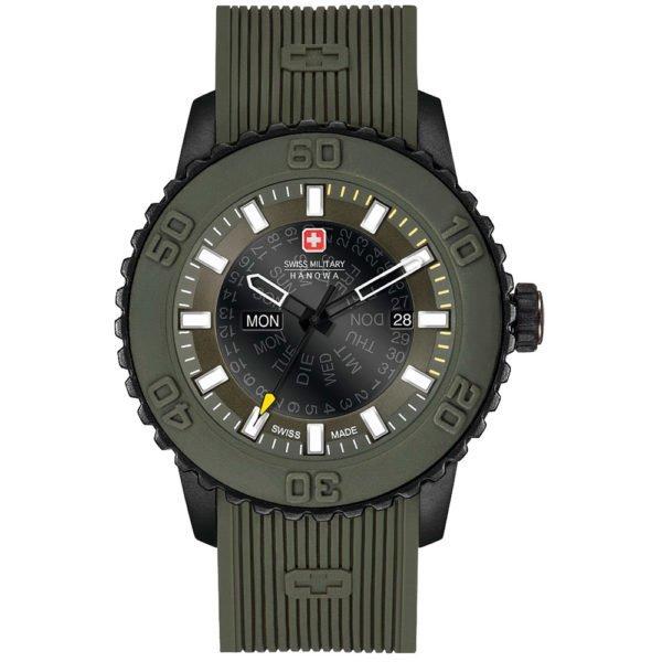 Мужские наручные часы SWISS MILITARY HANOWA Challenge Line 06-4281.27.006