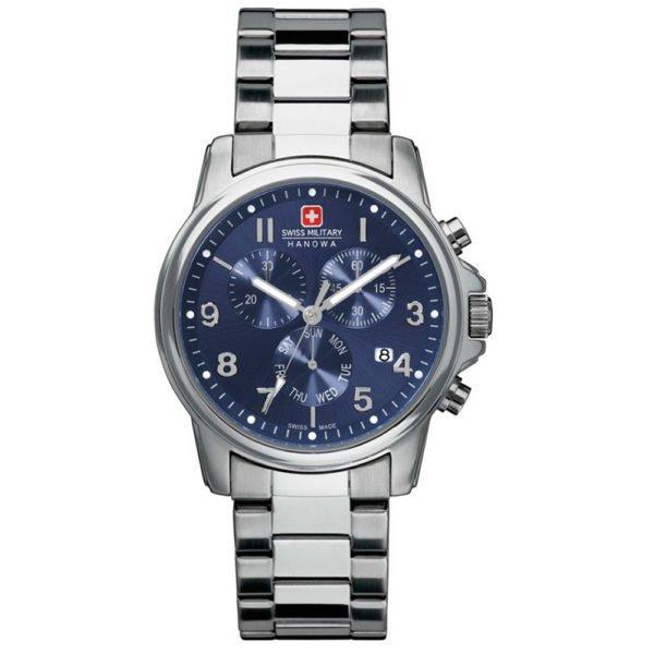Мужские наручные часы SWISS MILITARY HANOWA Navy Line 06-5142.04.003