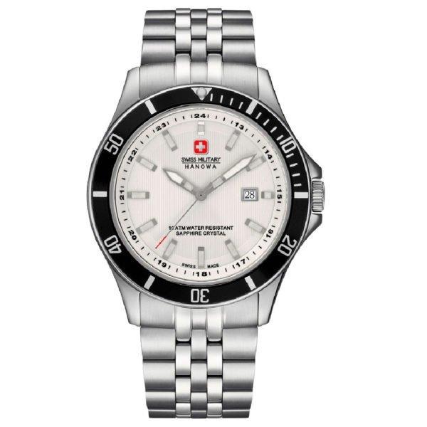 Мужские наручные часы SWISS MILITARY HANOWA Navy Line 06-5161.2.04.001.07