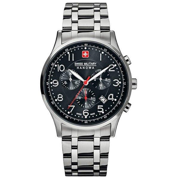 Мужские наручные часы SWISS MILITARY HANOWA Classic Line 06-5187.04.007