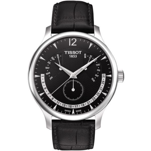 Мужские наручные часы TISSOT Tradition T063.637.16.057.00 - Фото № 5