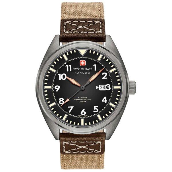 Мужские наручные часы SWISS MILITARY HANOWA Classic Line 06-4258.30.007.02