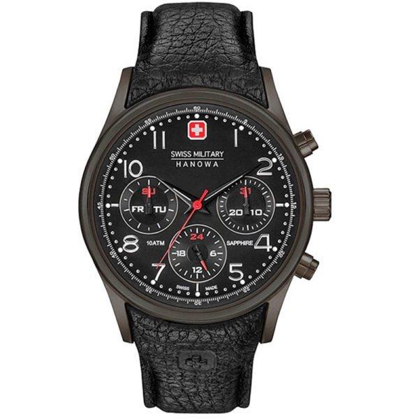 Мужские наручные часы SWISS MILITARY HANOWA Navy Line 06-4278.13.007