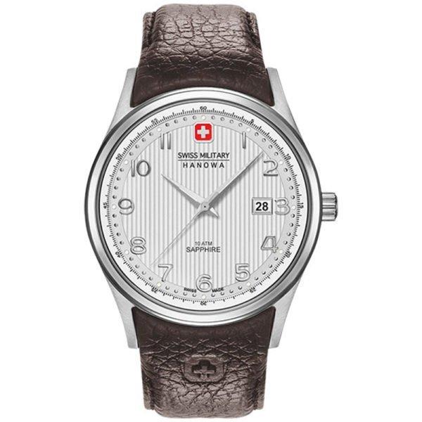 Мужские наручные часы SWISS MILITARY HANOWA Navy Line 06-4286.04.001