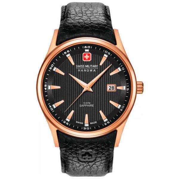 Мужские наручные часы SWISS MILITARY HANOWA Navy Line 06-4286.09.007