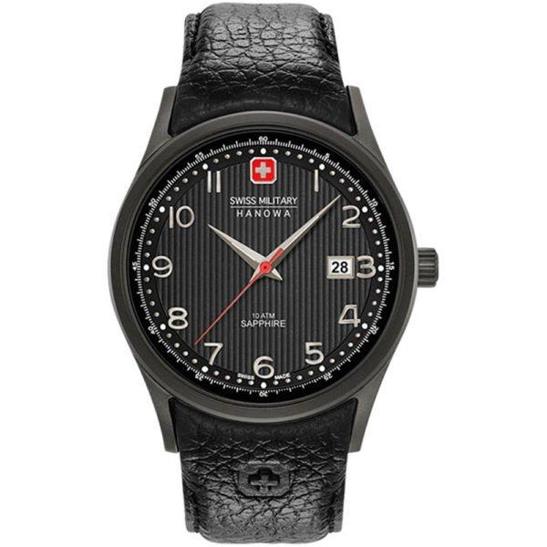 Мужские наручные часы SWISS MILITARY HANOWA Navy Line 06-4286.13.007