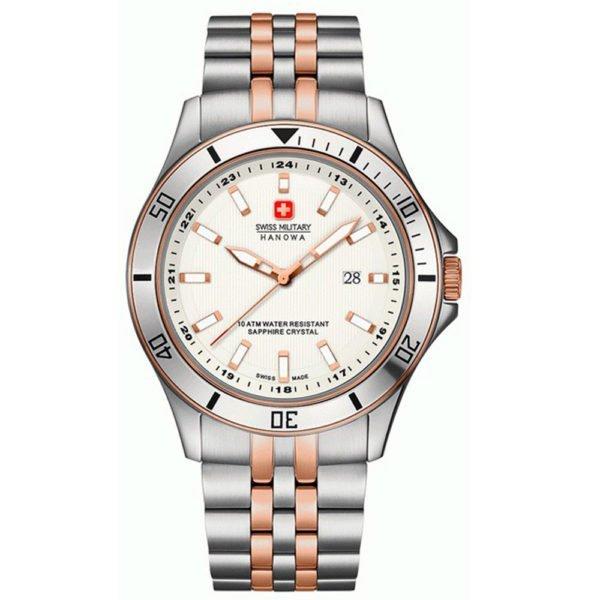 Мужские наручные часы SWISS MILITARY HANOWA Navy Line 06-5161.2.12.001