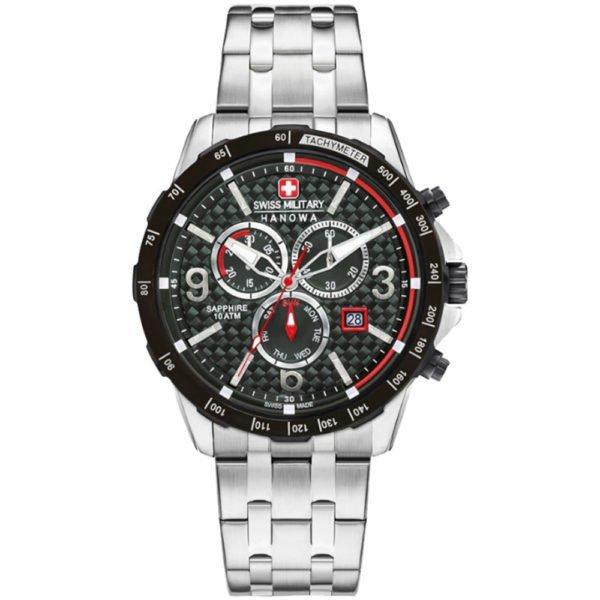 Мужские наручные часы SWISS MILITARY HANOWA Avio Line 06-5251.33.001