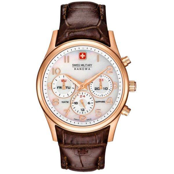 Женские наручные часы SWISS MILITARY HANOWA Lady Line 06-6278.09.001