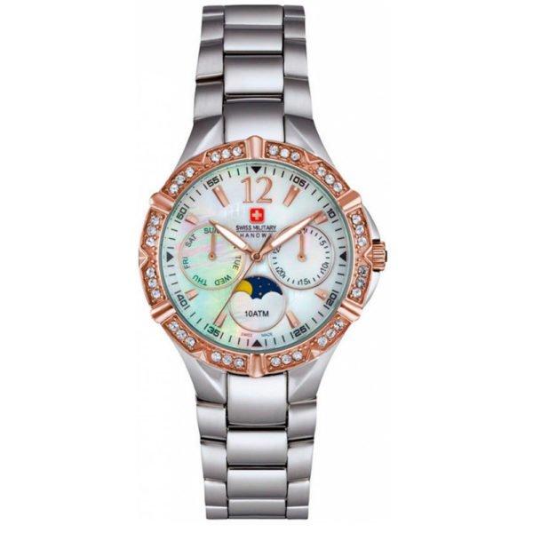 Женские наручные часы SWISS MILITARY HANOWA Lady Line 06-7164.12.001