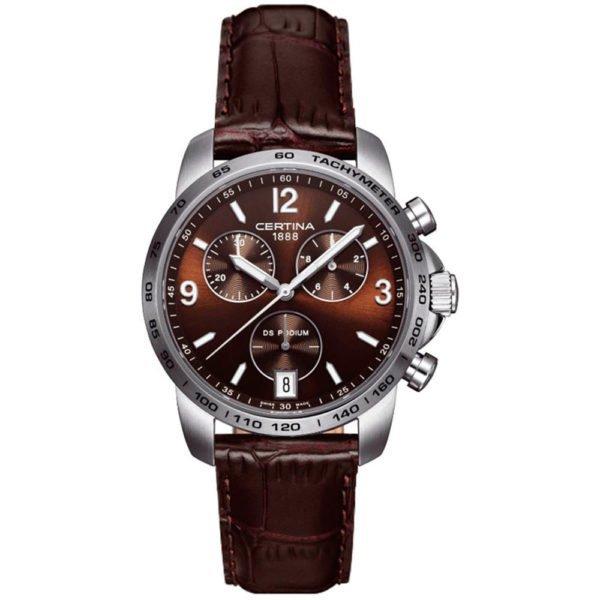 Мужские наручные часы CERTINA DS Podium C001.417.16.297.00