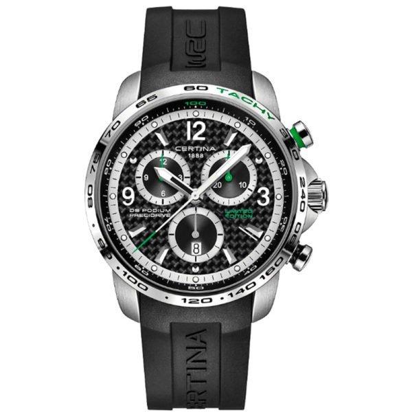 Мужские наручные часы CERTINA Sport DS Podium Chronograph 1/100 sec C001.647.17.207.10