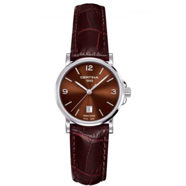 Женские наручные часы CERTINA DS Caimano C017.210.16.297.00