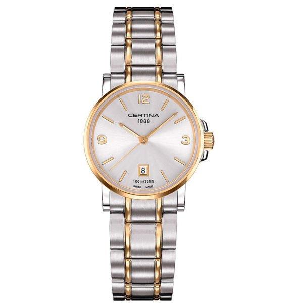 Женские наручные часы CERTINA Urban DS Caimano C017.210.22.037.00