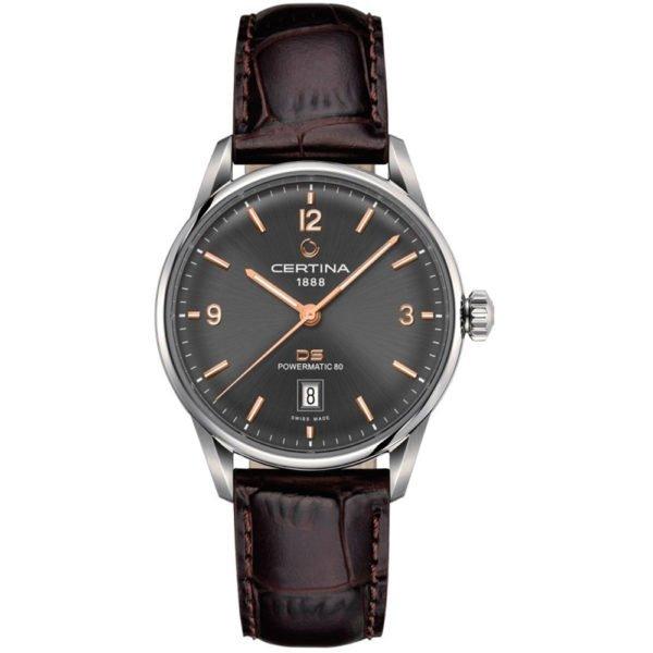 Мужские наручные часы CERTINA DS Powermatic 80 C026.407.16.087.01