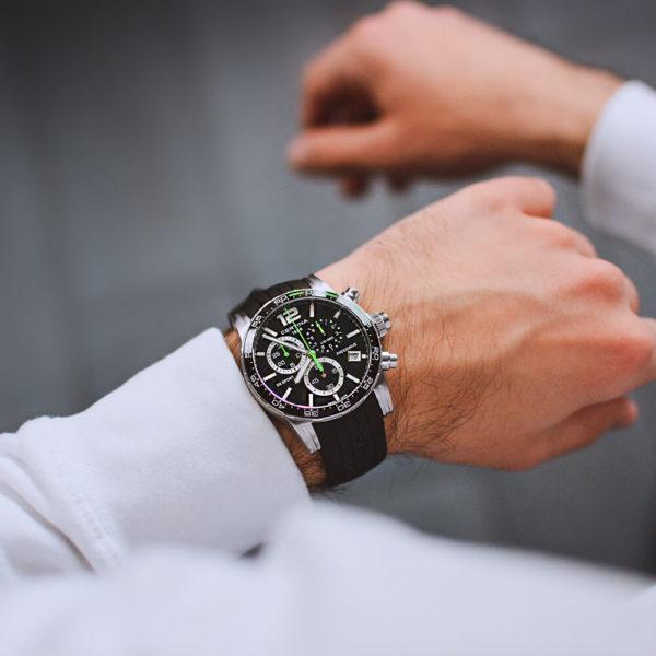 Мужские наручные часы CERTINA Sport DS-2 C027.417.17.057.01 - Фото № 6