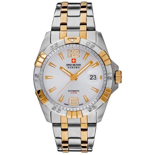 Мужские наручные часы SWISS MILITARY HANOWA Opportunity Chrono Set 05-5184.55.001