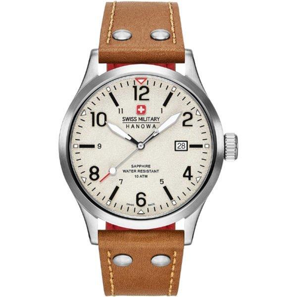 Мужские наручные часы SWISS MILITARY HANOWA Automatic 06-4280.04.002.02