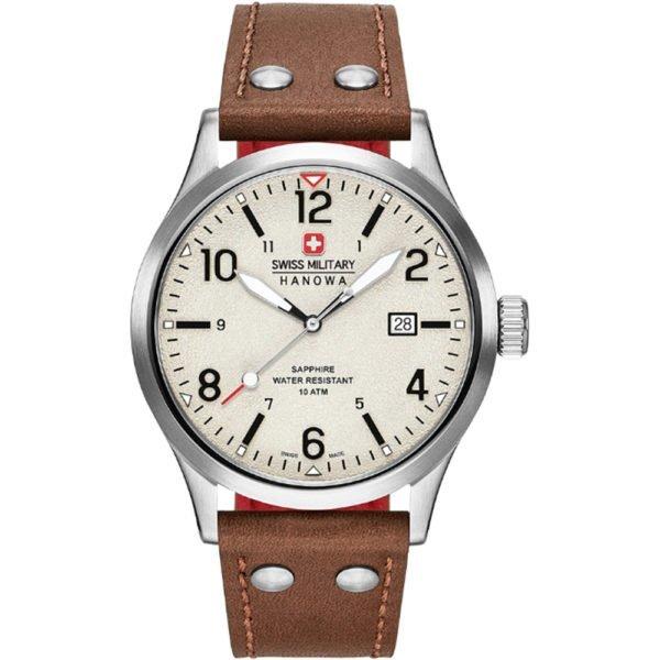 Мужские наручные часы SWISS MILITARY HANOWA Navy Line 06-4280.04.002.05