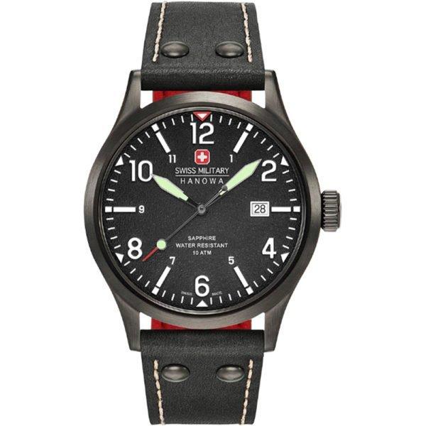 Мужские наручные часы SWISS MILITARY HANOWA Navy Line 06-4280.13.007.07