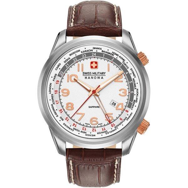 Мужские наручные часы SWISS MILITARY HANOWA Navy Line 06-4293.04.001