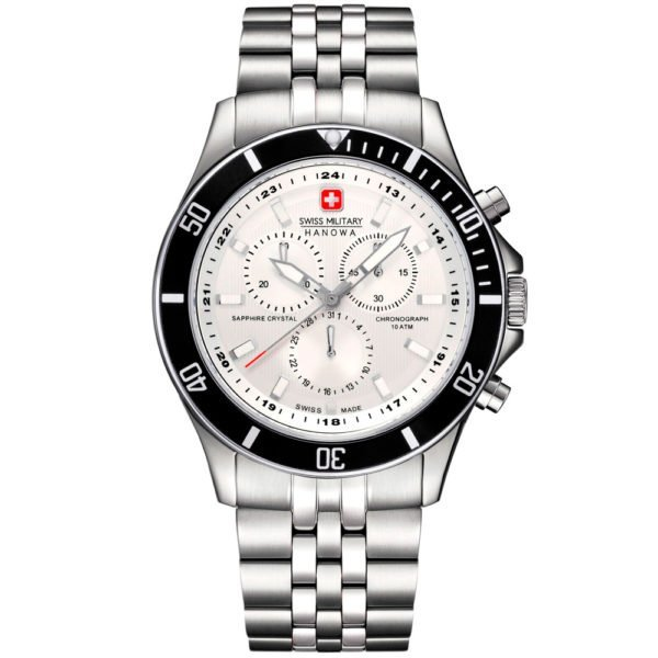 Мужские наручные часы SWISS MILITARY HANOWA Automatic 06-5183.7.04.001.07