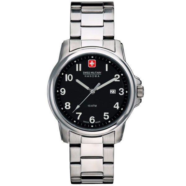 Мужские наручные часы SWISS MILITARY HANOWA Classic Line 06-5231.04.007