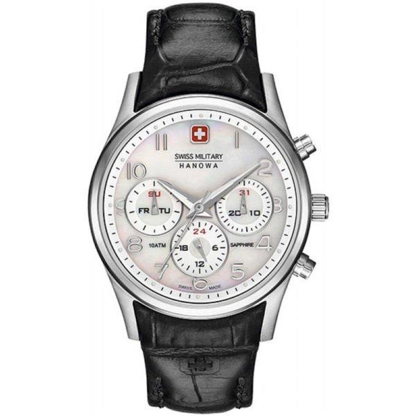 Женские наручные часы SWISS MILITARY HANOWA Navy Line 06-6278.04.001.07