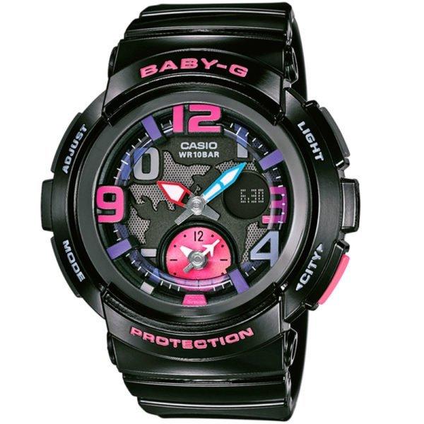 Женские наручные часы CASIO Baby-G BGA-190-1BER