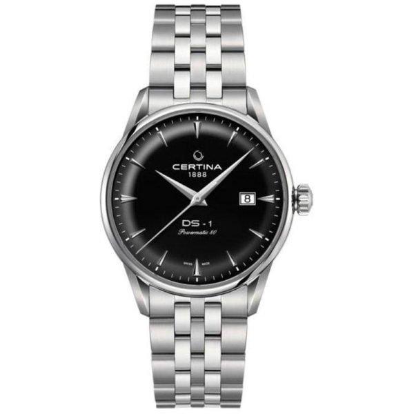 Мужские наручные часы CERTINA Urban DS-1 Powermatic 80 C029.807.11.051.00