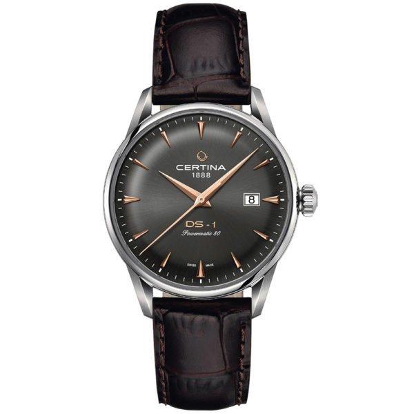 Мужские наручные часы CERTINA Urban DS-1 Powermatic 80 C029.807.16.081.01 - Фото № 5